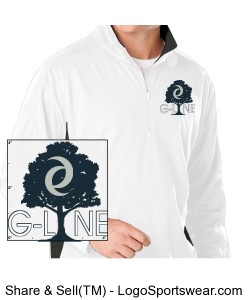 Mens Moisture Wicking Pullover Design Zoom